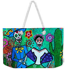 Vamos  A Bailar Weekender Tote Bag