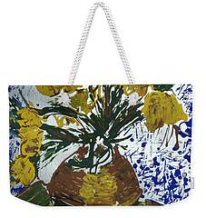 Van Gogh Weekender Tote Bag by J R Seymour