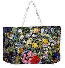van Gogh's Vase          Weekender Tote Bag