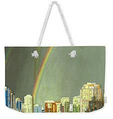 Vancouver Bc Weekender Tote Bag
