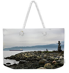 Vancouver English Bay Weekender Tote Bag
