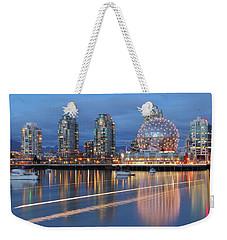 Vancouver Science World Weekender Tote Bag