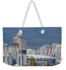 Vancouver Stadium Weekender Tote Bag