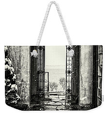Vanderbilt Doorway In Centerport Weekender Tote Bag