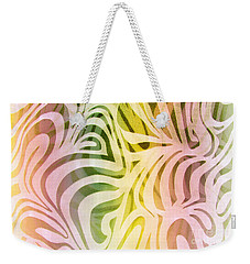 Weekender Tote Bag featuring the photograph Vanilla Icecream by Nareeta Martin
