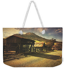 Vanishing History Weekender Tote Bag