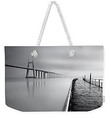 Vanishing Weekender Tote Bag by Jorge Maia