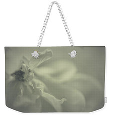 Weekender Tote Bag featuring the photograph Vanishing by The Art Of Marilyn Ridoutt-Greene
