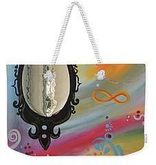Vanity Escapes Weekender Tote Bag