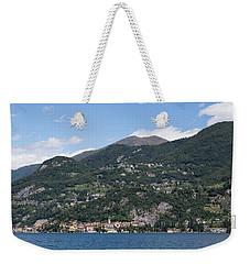 Varenna On Lake Como Weekender Tote Bag