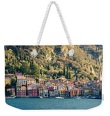 Varenna Village Weekender Tote Bag