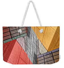 Variation On A Theme Weekender Tote Bag