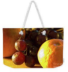 Various Fruit Weekender Tote Bag