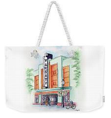 Varsity On Main Weekender Tote Bag