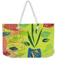 Vase Full Of Love Weekender Tote Bag