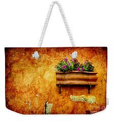 Vase Weekender Tote Bag by Silvia Ganora