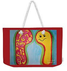 Vav Vision Ab18 Weekender Tote Bag