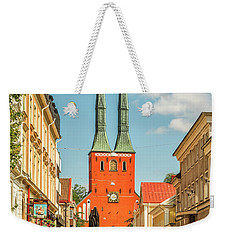 Vaxjo Cathedral Weekender Tote Bag