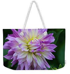 Veca Lucia Dahlia 2 Weekender Tote Bag