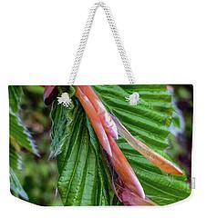 Beech  Weekender Tote Bag