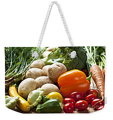 Vegetables Weekender Tote Bag