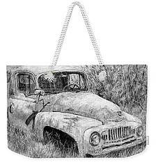 Vehicle Study No 1 Weekender Tote Bag