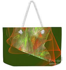 Veiled Option  Weekender Tote Bag