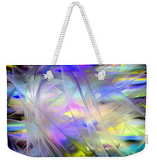 Veils Of Color Weekender Tote Bag