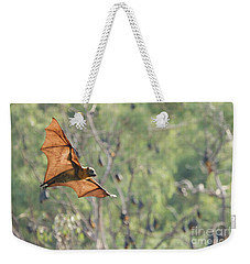Veins In The Wings Weekender Tote Bag