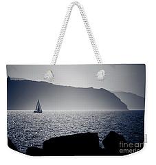Vela Weekender Tote Bag