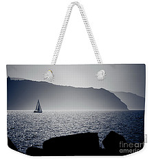 Vela Weekender Tote Bag by Bruno Spagnolo