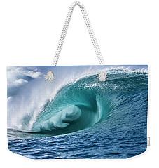 Velocity Curl Weekender Tote Bag