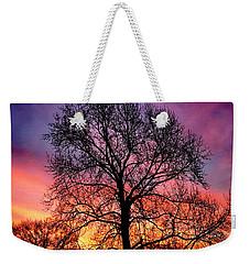 Velvet Mood Weekender Tote Bag