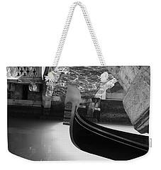 Venetian Daily Scene Weekender Tote Bag