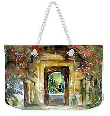 Venetian Gardens Weekender Tote Bag