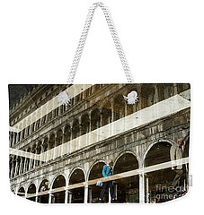 Venetian Reflections Weekender Tote Bag by Yuri Santin