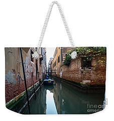 Venetian View IIi Weekender Tote Bag by Yuri Santin