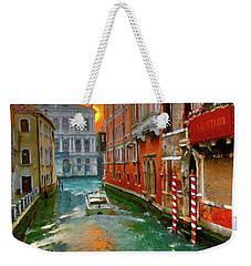 Venezia. Ca'gottardi Weekender Tote Bag