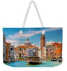 Venezia. Fermata San Marcuola Weekender Tote Bag