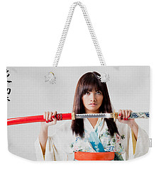 Vengeful Innocence  Weekender Tote Bag