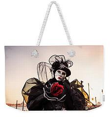 Venice Carnival '17 Weekender Tote Bag by Yuri Santin