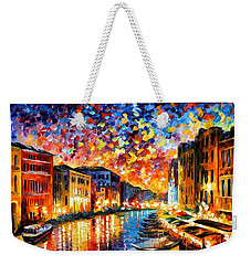 Venice - Grand Canal Weekender Tote Bag