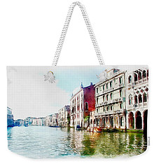 Venice Weekender Tote Bag by Maciek Froncisz