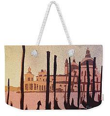 Venice Morning Weekender Tote Bag by Ryan Fox