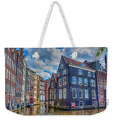 Venice Of The North Weekender Tote Bag