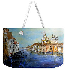 Venice Oil Sketch  Weekender Tote Bag