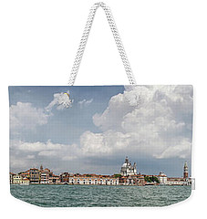 Venice Panorama From La Giudecca Weekender Tote Bag