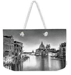 Venice Pencil Drawing Weekender Tote Bag
