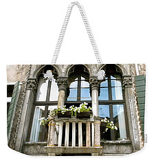 Venice Windowscape Weekender Tote Bag