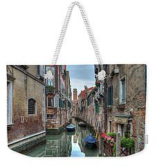 Venetian Morning Weekender Tote Bag